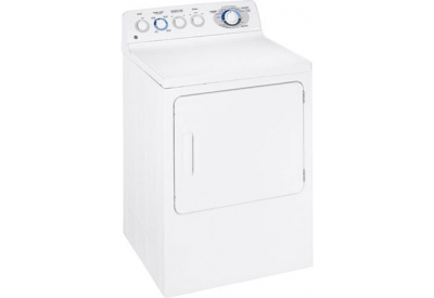 GE - DWXR483EGWW - Electric Dryers