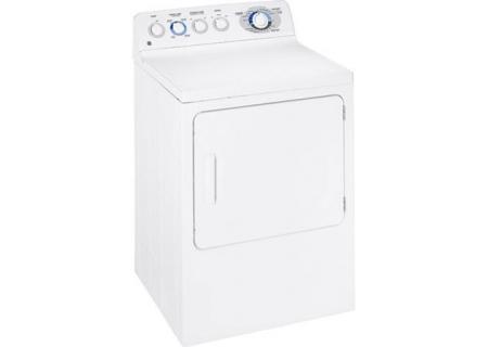 GE - DWXR483EGWW - Electric Dryers