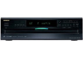 Onkyo - DXC390B - CD Players and Recorders