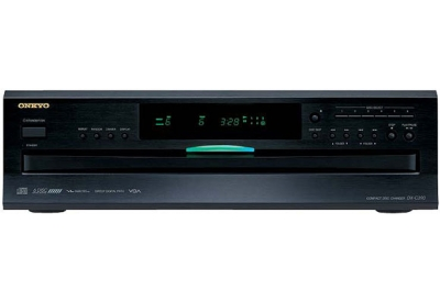 Onkyo - DXC390B - CD Players