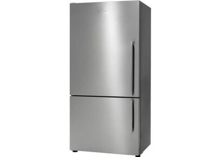 Fisher & Paykel - E522B Flat Door - Bottom Freezer Refrigerators
