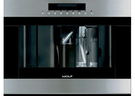 "Wolf 24"" Stainless Steel Coffee System  - EC24/S"