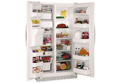 Whirlpool - ED2CHQXKQ - Side-by-Side Refrigerators