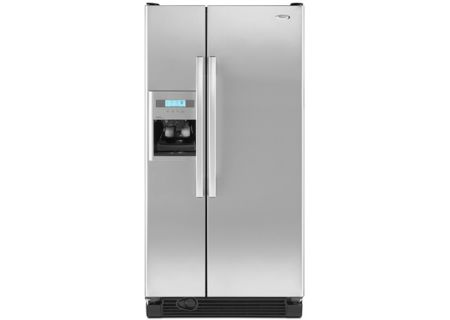 Whirlpool - ED2KHAXVL - Side-by-Side Refrigerators