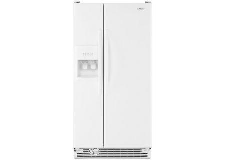 Whirlpool - ED2KVEXVQ - Side-by-Side Refrigerators