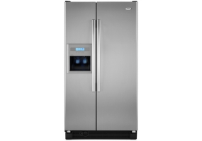 Whirlpool - ED5FHAXVS - Side-by-Side Refrigerators