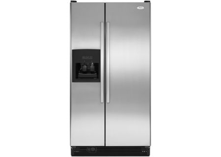 Whirlpool - ED5FHEXVS - Side-by-Side Refrigerators