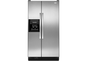 Whirlpool - ED5LHAXWS - Side-by-Side Refrigerators