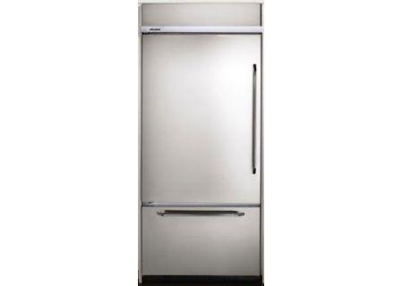 Dacor - EF36LNB - Built-In Bottom Freezer Refrigerators