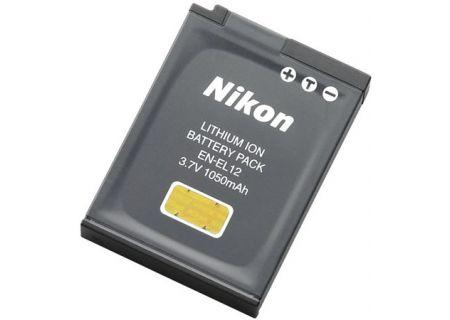 Nikon - EN-EL12 - Digital Camera Batteries & Chargers