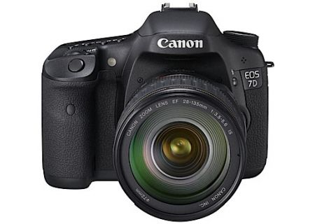 Canon - EOS 7D 28135 - Digital Cameras