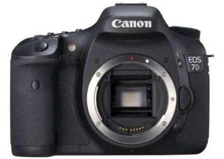Canon - EOS 7D BODY - Digital Cameras