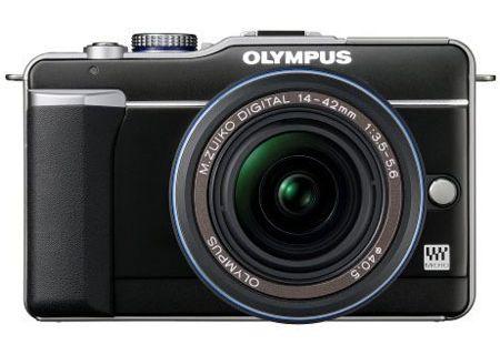 Olympus - E-PL1BLK - Digital Cameras