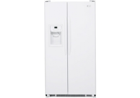 GE - ESH22JFWWW - Side-by-Side Refrigerators