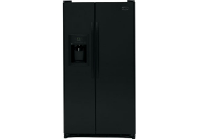 GE - ESH25JFWBB - Side-by-Side Refrigerators
