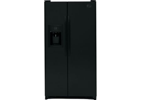 GE - ESH25JFWBB - Side-by-Side Refrigerators