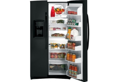 GE - ESHF5MGXBB - Side-by-Side Refrigerators