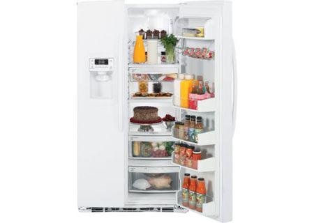 GE - ESHF5MGXWW - Side-by-Side Refrigerators