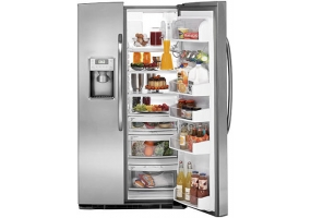 GE - ESHS6PGYSS - Side-by-Side Refrigerators