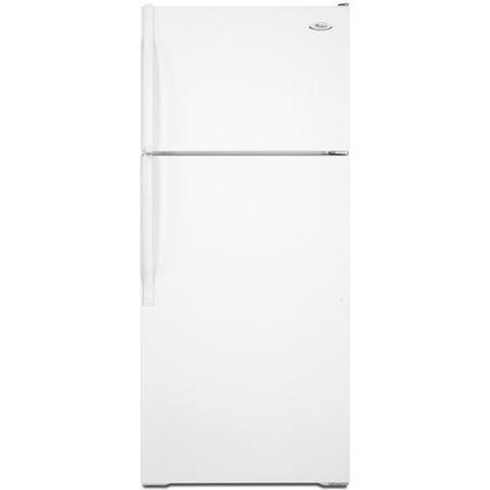 Whirlpool Et4wskxsq White Top Freezer Refrigerator