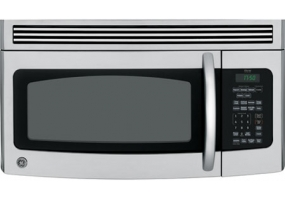 GE - EVM1750SMSS - Microwave Ovens & Over the Range Microwave Hoods