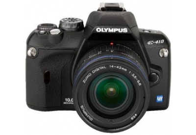 Olympus - EVOLT E-410 - Digital Cameras