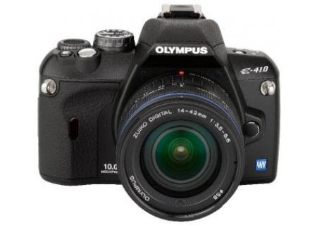 Olympus - EVOLT E-410 - Digital Cameras