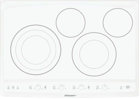 Electrolux - EW30EC55GW - Electric Cooktops