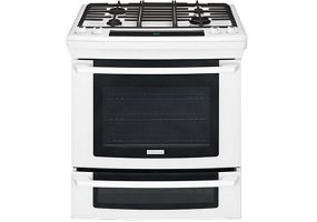 Electrolux - EW30GS65GW - Slide-In Gas Ranges