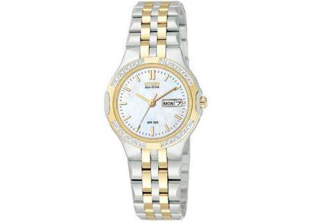 Citizen - EW3114-51D - Womens Watches