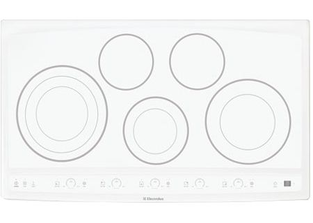 Electrolux - EW36EC55GW - Electric Cooktops