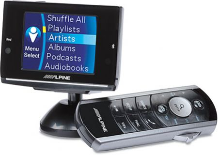 Alpine - EX-10 - Mobile iPod Adapters