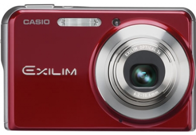 Casio - EXS880RD - Digital Cameras