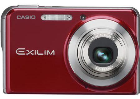 Casio - EXS880RD - Digital Cameras