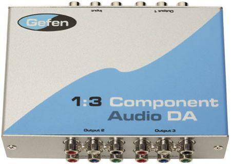 Gefen - EXT-COMPAUD-143 - Audio/Video Distribution