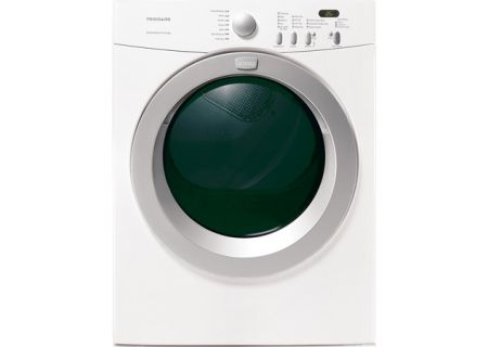 Frigidaire - FAQG7017KW - Gas Dryers