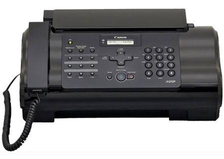 Canon - FAX-JX210P - Fax Machines