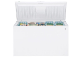 GE - FCM20SUWW - Chest Freezer