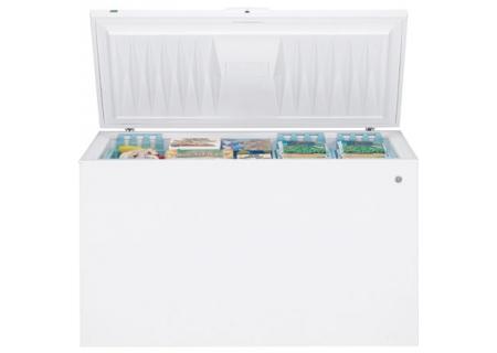 GE - FCM20SUWW - Chest Freezers