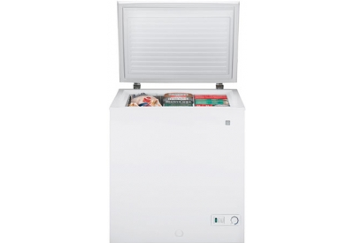 GE - FCM5SUWW - Chest Freezer