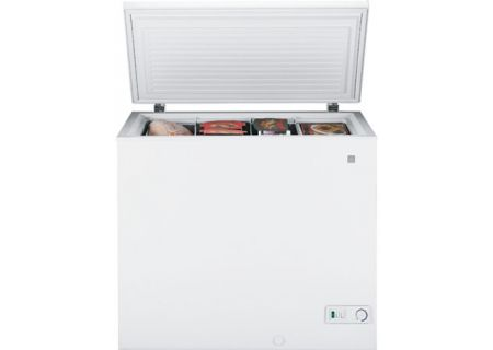 GE - FCM7SUWW - Chest Freezers