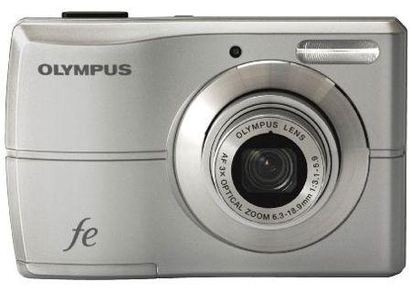 Olympus - FE-26 Silver - Digital Cameras