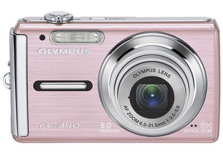 Olympus - FE-340PNK - Digital Cameras