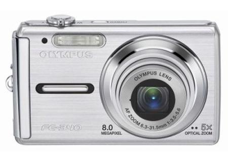 Olympus - FE-340S - Digital Cameras