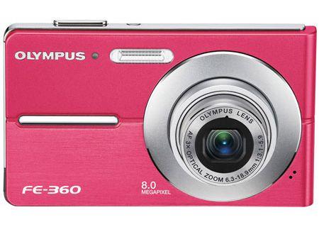 Olympus - FE-360 - Digital Cameras
