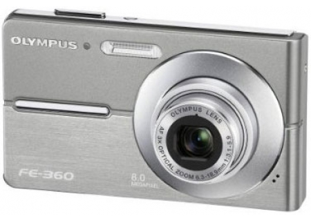 Olympus - FE 360 - Digital Cameras