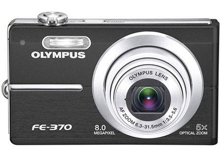 Olympus - FE 370 - Digital Cameras