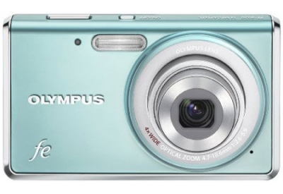 Olympus - FE-4020 BLUE - Digital Cameras