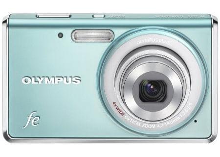 Olympus - FE-4020 BLUE - Digital Cameras