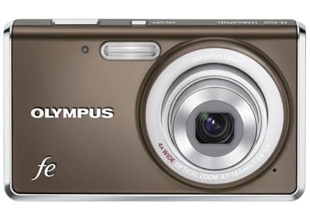 Olympus - FE-4020 GRAY - Digital Cameras